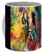 The Book Of Magic Coffee Mug