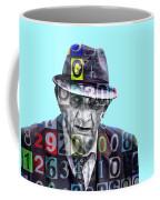 The Bookie Coffee Mug