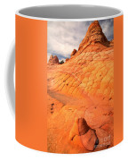 The Boot And The Butte Coffee Mug