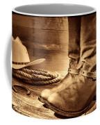 The Boots Coffee Mug