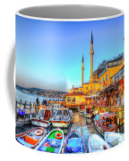 The Bosphorus Istanbul Coffee Mug
