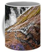 The Bottom Of Midway Geyser Basin Coffee Mug