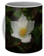 The Boulder Raspberry Flower Coffee Mug