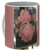 The Bouquet Of Peonies Coffee Mug