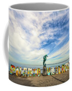 The Boy On The Seahorse Coffee Mug