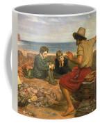 The Boyhood Of Raleigh Coffee Mug