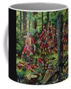 The Braddock Massacre Coffee Mug