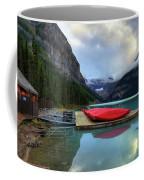 The Breathtakingly Beautiful Lake Louise IIi Coffee Mug