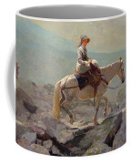 The Bridal Path Coffee Mug