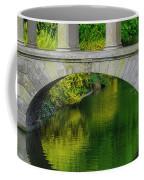 The Bridge Across The Pond Coffee Mug