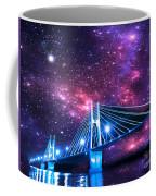 The Bridge Between Two Worlds Coffee Mug
