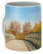 The Bridge To Autumn Coffee Mug