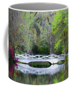 The Bridges In Magnolia Gardens Coffee Mug