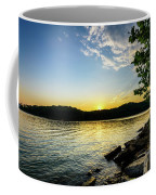The Brink Of Night Coffee Mug