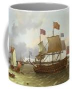The Britannia In Rotterdam Coffee Mug