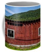 The Broadside Of A Barn Coffee Mug