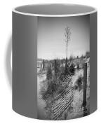 The Broken Fence Coffee Mug