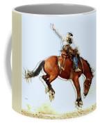 the Bronc Buster Coffee Mug