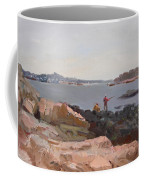 The Bronx Rocky Shore Coffee Mug