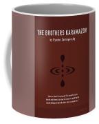 The Brothers Karamazov Greatest Books Ever Series 015 Coffee Mug
