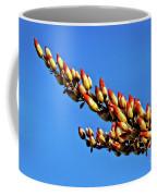 The Budding Ocotillo Coffee Mug