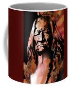 The Buffalo Hunter Coffee Mug