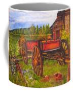 The Buggy, 11x14, Oil, '07 Coffee Mug