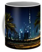 The Burj Khalifa  Coffee Mug