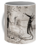 The Burr Hamilton Duel Coffee Mug