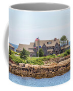 The Bush Family Compound On Walkers Point Coffee Mug