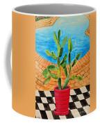 The Cactus From Nigeria Coffee Mug