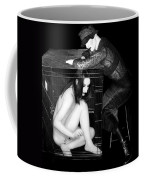 The Cage 1 - Self Portrait Coffee Mug