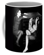 The Cage 2 - Self Portrait Coffee Mug