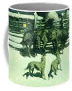 The Call For Help Coffee Mug