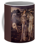 The Calling Of Perseus 1898 Coffee Mug