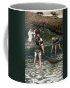The Calling Of Saint Peter And Saint Andrew Coffee Mug