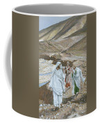 The Calling Of St. Andrew And St. John Coffee Mug by Tissot