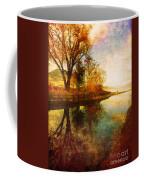 The Calm By The Creek Coffee Mug