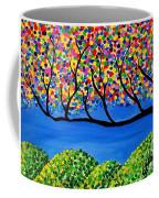 The Calming Tree  Coffee Mug