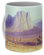 The Camel Train Coffee Mug