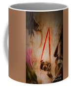 The Camera On The Wall Coffee Mug