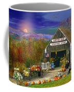 The Campton Farm Coffee Mug by Nancy Griswold