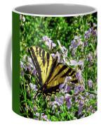 The Canadian Tiger Swallowtail Coffee Mug
