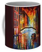 The Canals Of Venice Coffee Mug