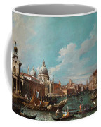 The Cannament Of The Great Canal Coffee Mug