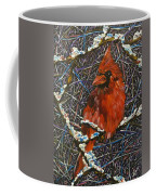 The Cardinal  Coffee Mug