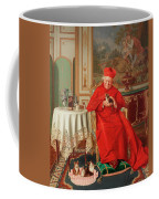 The Cardinal's Favourite Coffee Mug