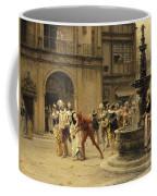 The Carnival Procession Coffee Mug