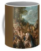 The Carrying Of The Cross Coffee Mug