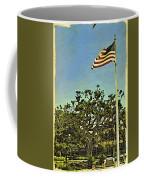 The Casements Flag Flying Coffee Mug